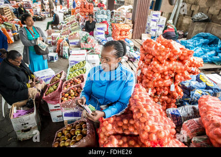 Swaziland manzini market stock photo royalty free image for Crafts for selling at market