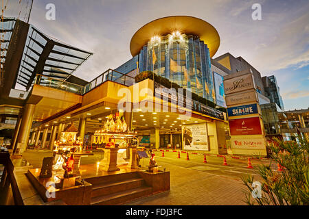 Siam Paragon shopping mall. Bangkok, Thailand. - Stock Photo