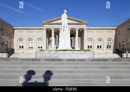 Washington, United States, Court of Appeals in Washington DC - Stock Photo