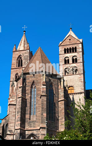 breisach stephan minster - Stock Photo