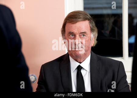 Terry Wogan at The Oldie Literary Lunch 10/12/13 - Stock Photo