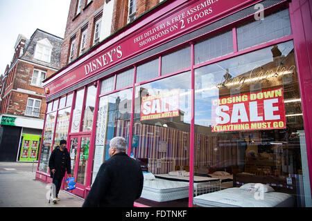 103 Year Old Furniture Store Disney's Of Harringay To ...