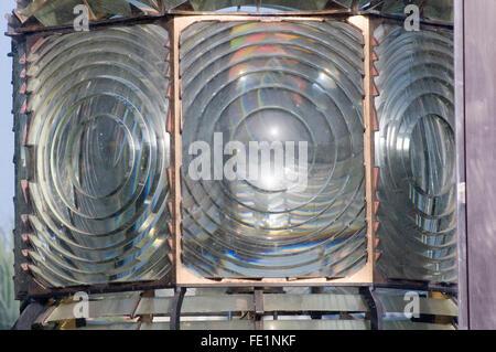 Fresnel lens lenses optics refraction refractive index light bend bending lighthouse bulb bulbs lenses refracting glass optic op