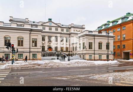 Swedish Capital Building