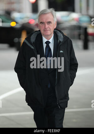 London, UK, 22nd Nov 2015: John McDonnell, British Labour Party politician and Shadow Chancellor of the Exchequer - Stock Photo