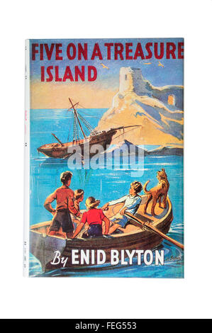 The Famous Five The Treasure Island Cd
