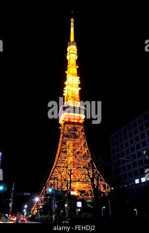 Tokyo, New year, Japan, - Stock Photo
