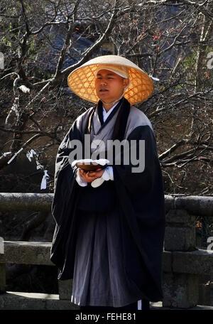 monk - Stock Photo