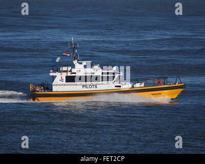 Orion pilot boat - Stock Photo