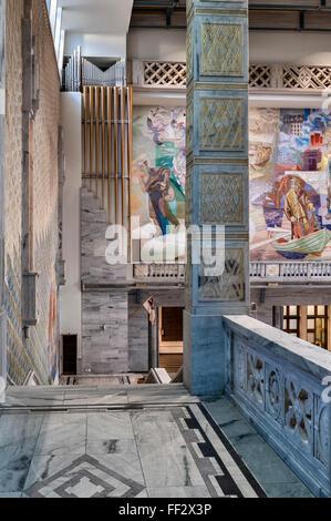 The City Hall (Radhus), Oslo, Norway. - Stock Photo