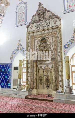Mosque interior, Muradiye Complex (Complex of Sultan Murad ...