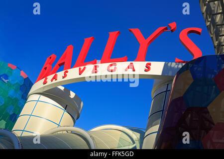 Bally casino resort las vegas nevada