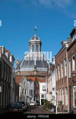 Oostkerk, Middelburg, Provinz Seeland, Niederlande | Oostkerk, Middelburg, North Sea Coast, Zeeland, Netherlands - Stock Photo
