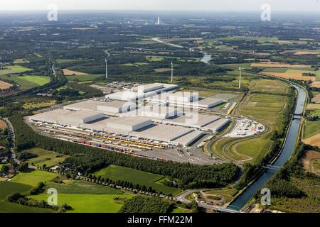 ... Aerial View, IKEA Logistics Center Ellinghausen, Furniture Discount  Stores, Storage Facilities, Dortmund