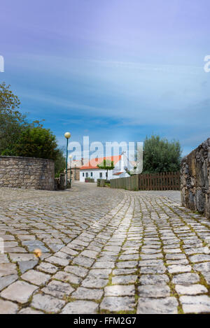Pia do Urso village, Fatima, Portugal - Stock Photo