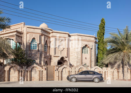 Residential house in Oman - Stock Photo