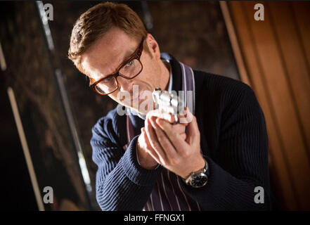 OUR KIND OF TRAITOR  2016 The Ink Factory film with Damian Lewis - Stock Photo