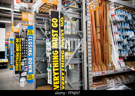 Inside a diy store stock photo 50373515 alamy diy store inside a branch of bq b and q diy do it yourself solutioingenieria Choice Image