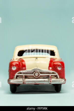 Ford Fordoor Dinky Diecast Toy Car - Stock Photo