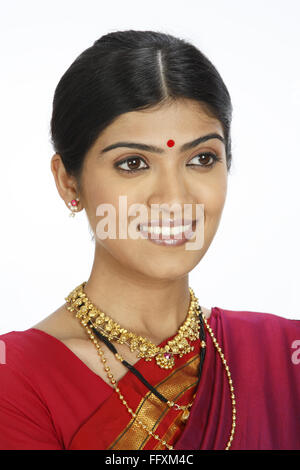 Portrait of rich rural lady MR#743B - Stock Photo