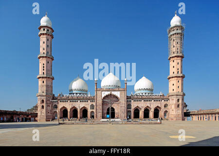 Taj ul Masjid built in 1868 by Shah Jahan begum , Bhopal , Madhya Pradesh , India - Stock Photo