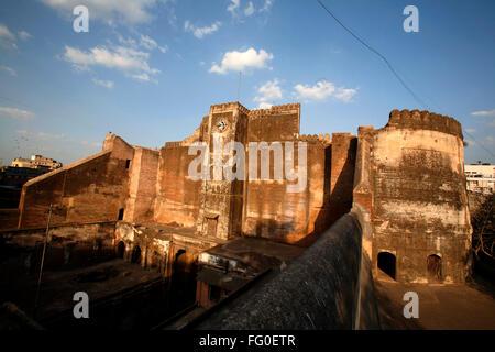 Bhadra fort , Ahmedabad , Gujarat , India - Stock Photo