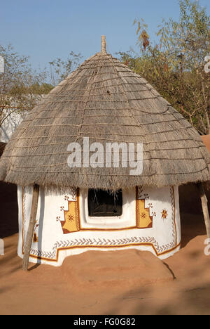 houses kutch architect shilpgram udaipur rajasthan india stock photo royalty free image. Black Bedroom Furniture Sets. Home Design Ideas