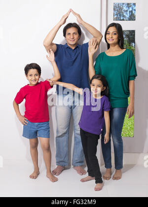Parent playing with children MR#779P ; MR#779Q ; MR#779R ; MR#779S - Stock Photo