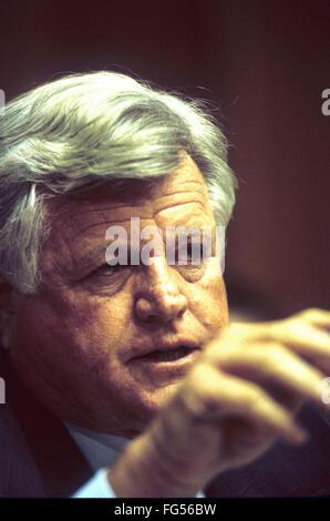 Washington, DC., USA, 1993 Senator Edward 'Ted' Kennedy (D) Mass. Edward Moore 'Ted' Kennedy  was the senior United - Stock Photo