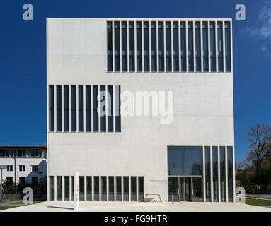 geography / travel, Germany, Bavaria, Munich, NS Documentation Centre, opening: 1.5.2015, built: 2011-2012 by Georg - Stock Photo