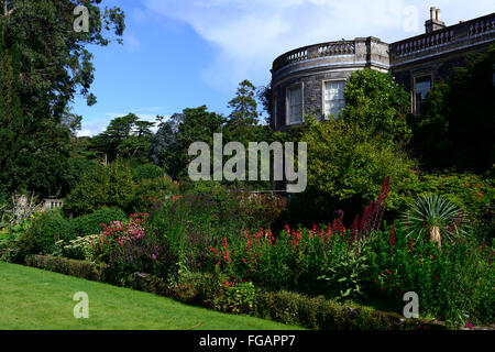 ... Mount Stewart House Garden Italian Gardens Feature Features Gardening  RM Floral   Stock Photo