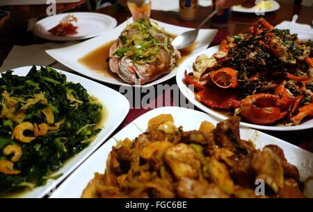 Chinese New Year food - Stock Photo