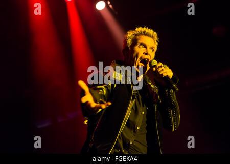 Billy Idol - Stock Photo