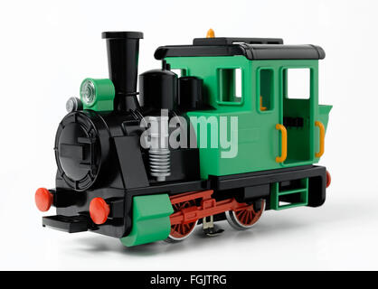 Isolated Toy Train - Stock Photo