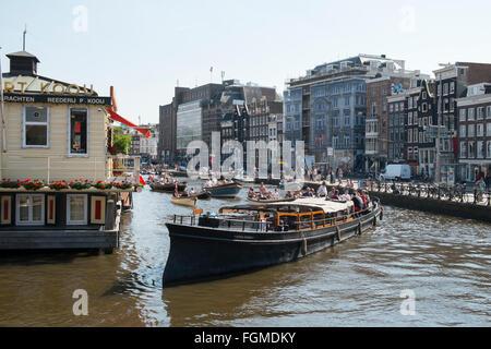 Sail 2015, Amsterdam, Holland - Stock Photo