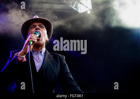 The Selecter, Village Green Music and Arts Festival, Southend-on-Sea, Essex © Clarissa Debenham / Alamy - Stock Photo