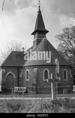 Holy Trinity Church, Forest Green - Stock Photo