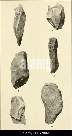 Annual report of the Board of Regents of the Smithsonian Institution (1929) - Stock Photo
