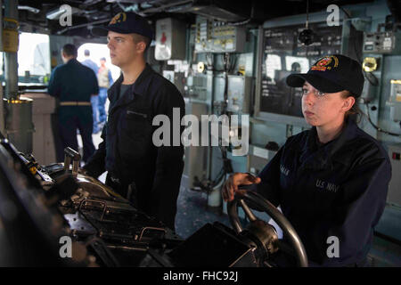 USS Theodore Roosevelt Carrier Strike Group Underway Training 14092 - Stock Photo