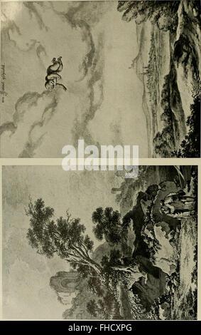 Deutsches Barock und Rokoko - herausgegeben im Anschluss an die Jahrhundertausstellung deutscher Kunst 1650-1800, - Stock Photo