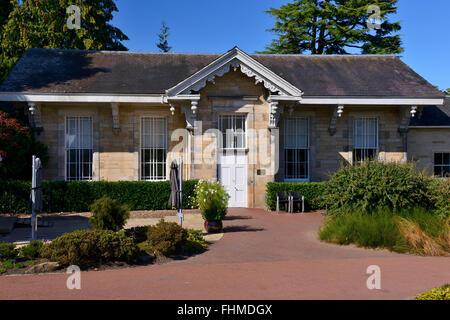 Caledonian Hall, Royal Botanic Garden, Edinburgh, Scotland, UK - Stock Photo