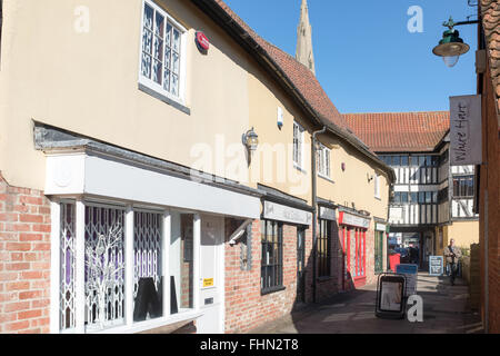 Newark-On-Trent,Nottinghamshire,UK. - Stock Photo