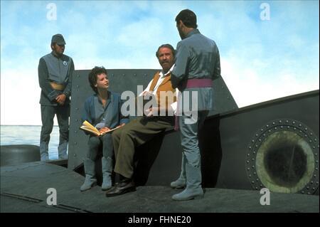 JULIE COX, RICHARD CRENNA, BEN CROSS, 20 000 LEAGUES UNDER THE SEA, 1997 - Stock Photo