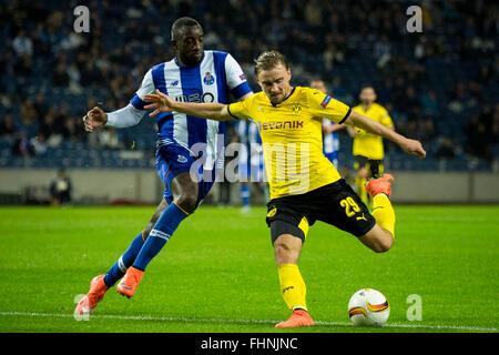 BoruГџia Dortmund Porto