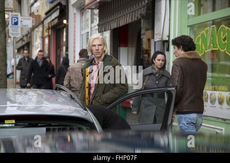 BENEDICT CUMBERBATCH THE FIFTH ESTATE (2013) - Stock Photo