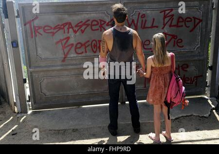 NATHAN PHILLIPS & ANGOURIE RICE THESE FINAL HOURS (2013) - Stock Photo