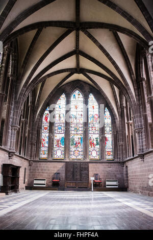 chester cathedral cheshire england - Stock Photo