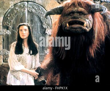 LABYRINTH - 1986 TriStar film with Jennifer Connelly and ... Labyrinth 1986 Ludo