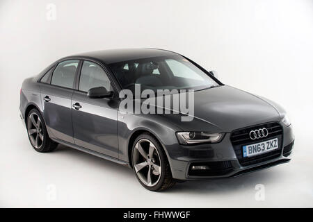 2013 Audi A4 - Stock Photo