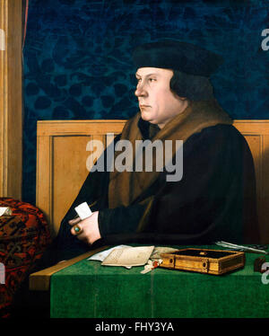 German Artist Who Painted Henry V And Thomas More